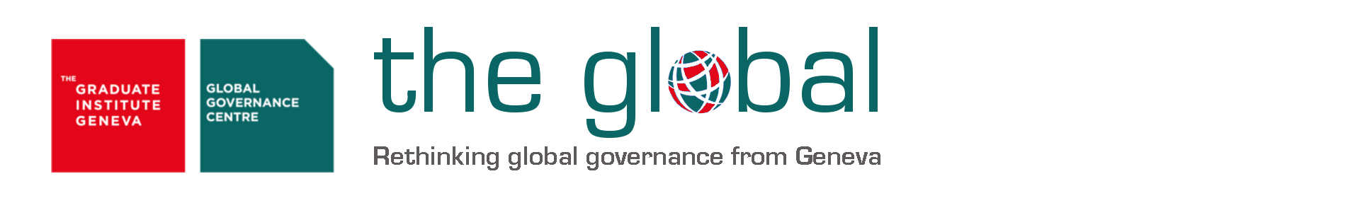 the global - rethinking global governance